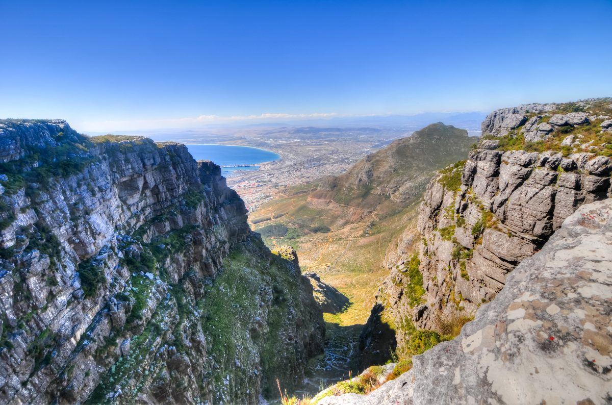 Table Mountain Hike on How To Write A Book And Get It Published